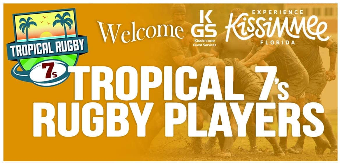 tropical 7 rugby - kissimmee guest services