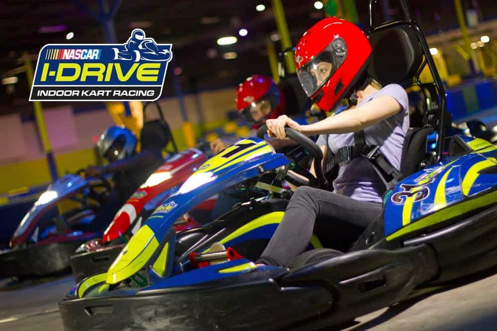 NASCAR I-Drive