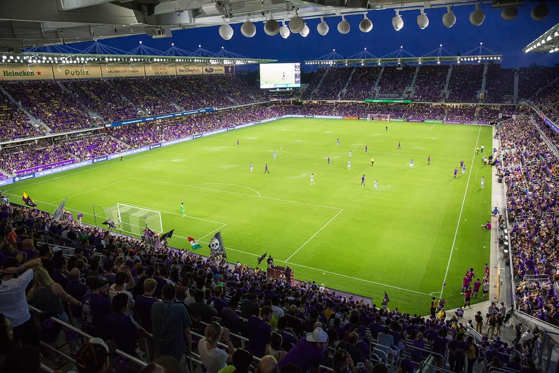 Orlando City Night Game