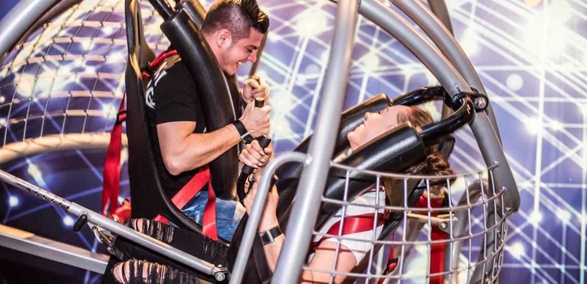 Wonder-Works-KGS-Tickets-Orlando-Astronaut Training Challenge