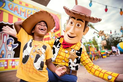 Kissimmee Guest Servies KGS News Toy Story Land
