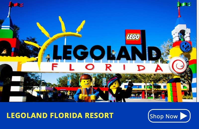 LEGOLAND FLORIDA RESORT - KGS KGS Discount Attraction Tickets Orlando