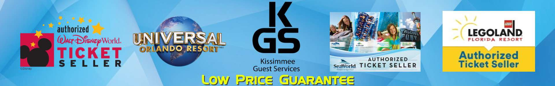 KGS - Discount Attraction Tickets Orlando