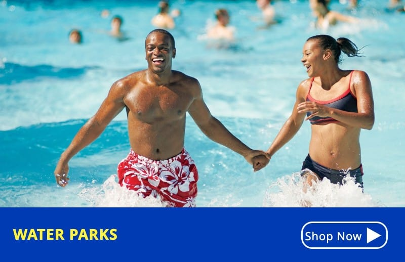 Water Parks - KGS - Discount Attraction Tickets Orlando