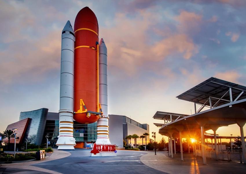 KGS - Kennedy Space Center Tour