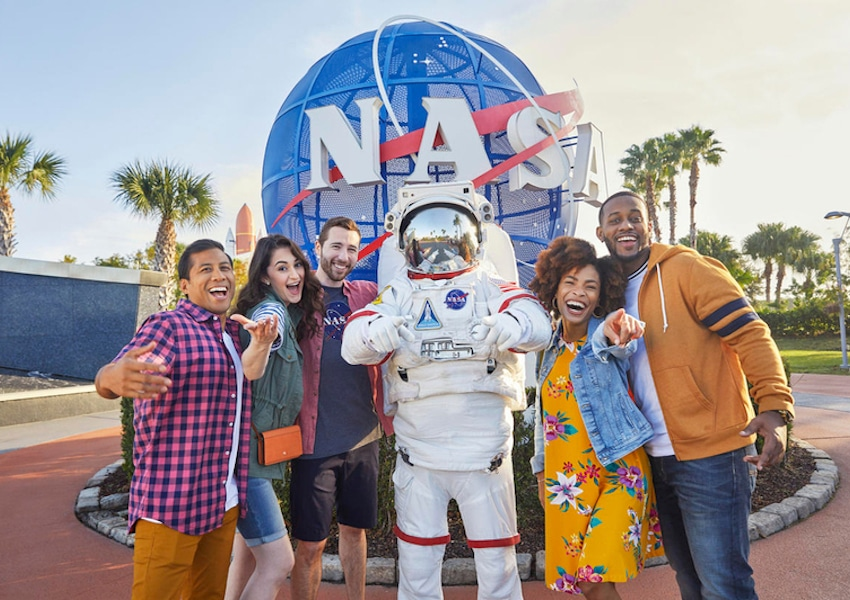 KGS - Kennedy Space Center Ultimate Tour